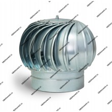 Турбодефлектор ТД-150 оцинк.