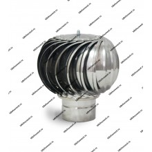 Турбодефлектор ТД-100 нерж.